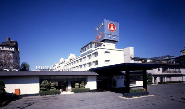 ホテルふじ